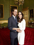 Kate Middleton Wears British Brands Reiss and Whistles for Official Engagement Photos Taken by Mario Testino