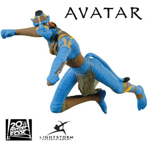Avatar Jake Sully Ornament ($17)