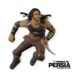 Prince Dastan Ornament ($15)