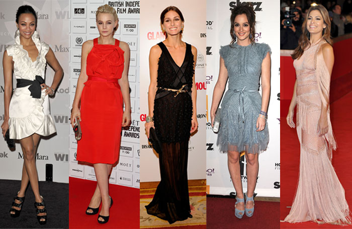 Best of 2010: Red Carpet Queen of the Year