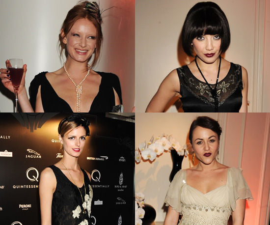 Photos From the Quintessentially Party with Daisy Lowe, Jaime Winstone and Jacquetta Wheeler
