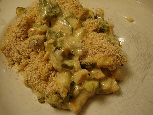 Creamy Veggie Bake (Made possible by Green Buffalo Food Co.)