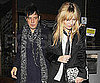 Slide Picture of Kate Moss and Jamie Hince Leaving London Club
