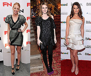 Party Season Solutions From The Stars: See What Blake Lively, Lea Michele and Natalie Portman Wear To Partay!