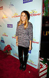 Lauren Conrad Steps Out For an Icy Charity Night