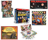 Geeky Board Games