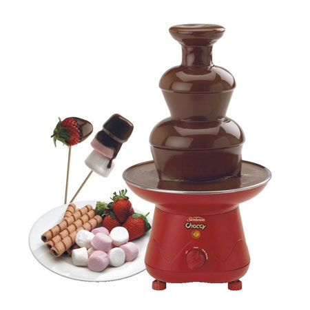 Sunbeam Chokky Chocolate Fountain ($74.95)