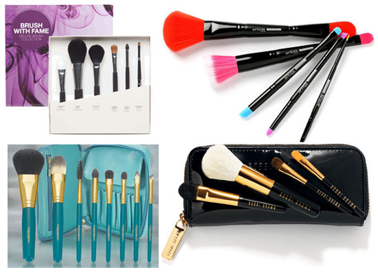 BellaSugar&#039;s Christmas Gift Guide: Brush Sets!