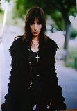 October, 2002 Model: Jamie Bochert Photographer: David Armstrong