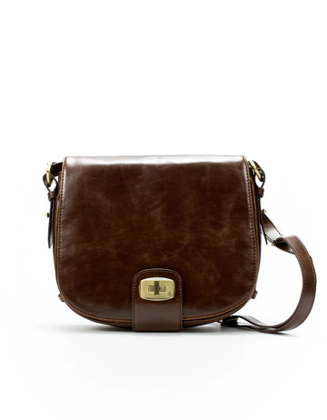 Zara Stiff Messenger Bag ($70)