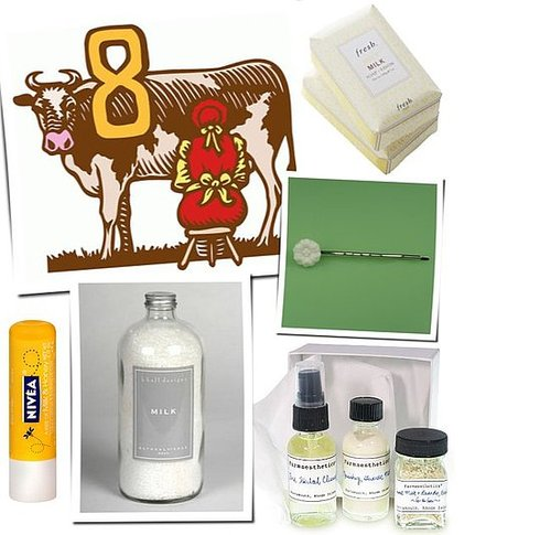 Beauty Gift Ideas Based Around the 12 Days of Christmas