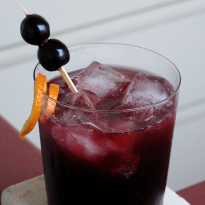Mulled Manhattan Cocktail Recipe