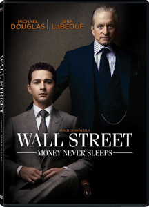 Wall Street: Money Never Sleeps, Salt, and Easy A Available on DVD