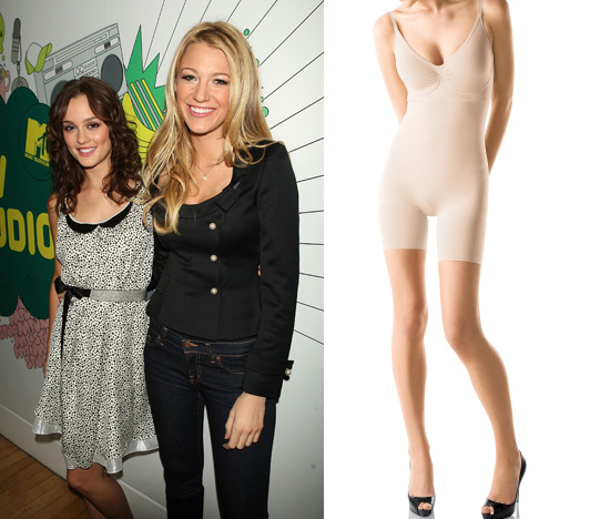 Gossip Girls' Diet Secret — Spanx: Cool or Not?