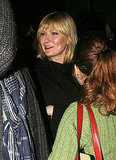 Kirsten Dunst Enjoys a Movie Night Following a Weekend of Holiday Shopping