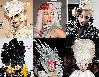 Lady Gaga's Wildest Looks of 2010