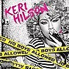 Keri Hilson No Boys Allowed Album Review, How to Twilight Your Facebook Page