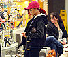 Slide Picture of Rihanna Shoe Shopping in Beverly Hills
