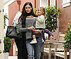 Slide Picture of Jennifer Garner and Seraphina Affleck Together in LA