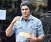 Slide Picture of Zac Efron Grabbing Lunch in LA
