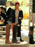 Rihanna Dresses Down For a Shopping Trip