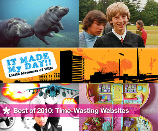 Best of 2010: Time-Wasting Websites