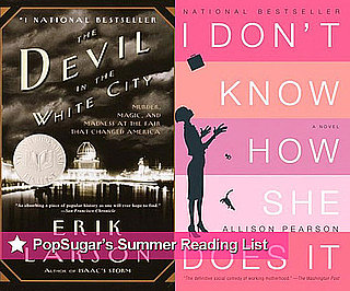 PopSugar's Summer Reading List: 15 Books You'll Seen on the Big Screen