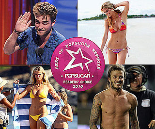 Brooklyn Decker Bikini Pictures and David Beckham Shirtless Pictures