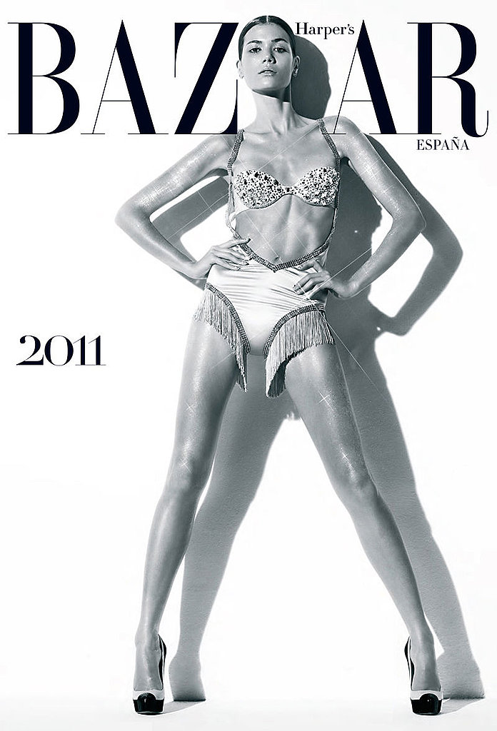 Bring on the Shine With Harper's Bazaar Spain '11 Calendar