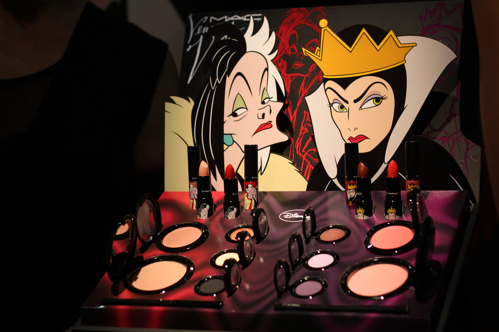 The Best Color Collaboration of 2010: MAC and Disney's Venomous Villains