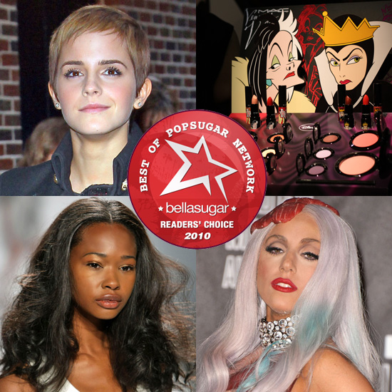 2010 Readers' Choice Awards: Your Favorites in Beauty