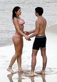 Stephanie Seymour Shows Off Her Bikini Curves, Model Poses, and Beautiful Family in St. Barts