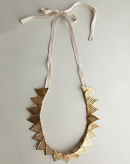 Samma Necklace ($177, originally $253)