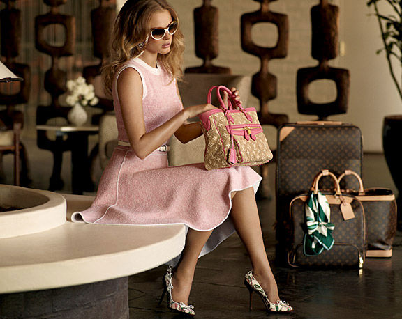 In a Winter Rut? These Louis Vuitton Cruise Ads Will Get You Out of It!