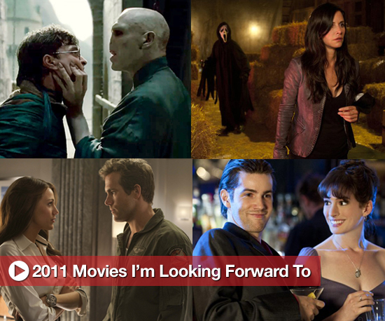 10 Movies I'm Looking Forward To in 2011