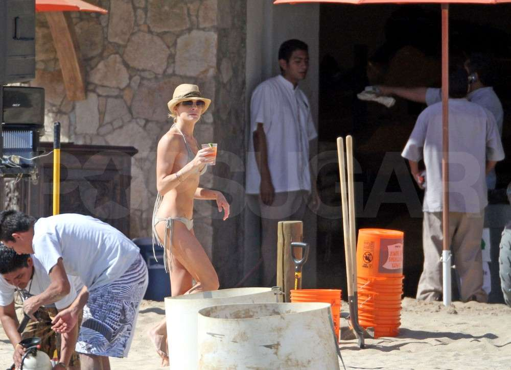 LeAnn Rimes and Eddie Cibrian Bring Their Engagement Celebration to Mexico