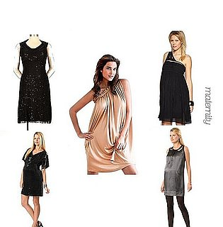 New Year's Eve Maternity Dresses