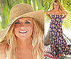 Geri Halliwell Designs Swimwear for Next for Summer 2011