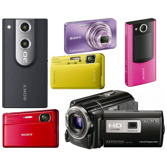 Details on Sony's 2011 CES Digital Camera Announcements