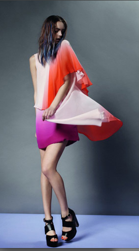 Photos of Topshop Spring 2011 Loobook
