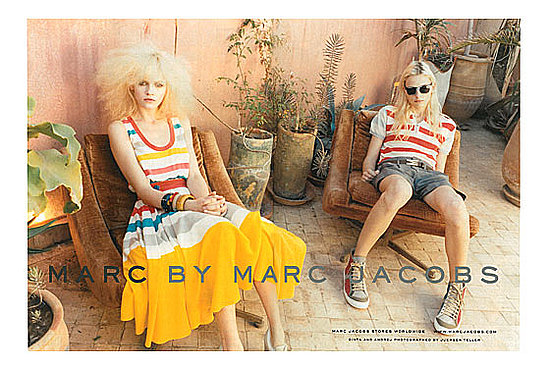 Two More Spring 2011 Campaigns to Take In — Marc by Marc Jacobs and Valentino