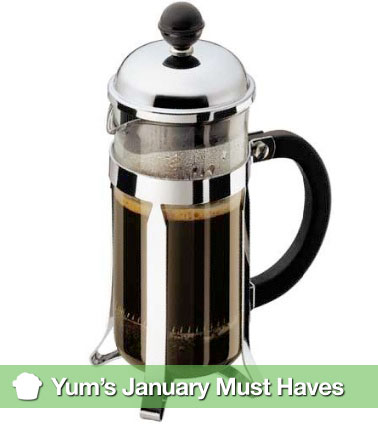 Yum's January Must Haves