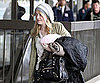 Slide Picture of Dakota Fanning at LAX