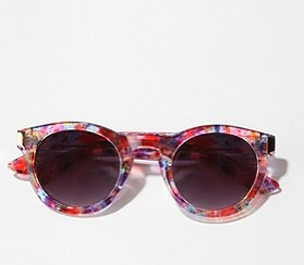 UO Floral Crystal Sunglasses ($14)