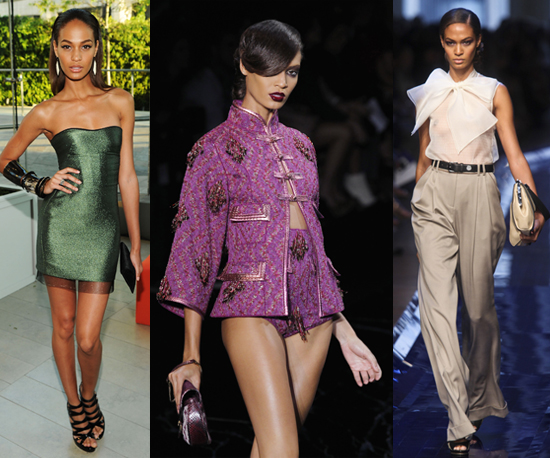 Super Model Joan Smalls Is FabSugar's Latest Fab Face