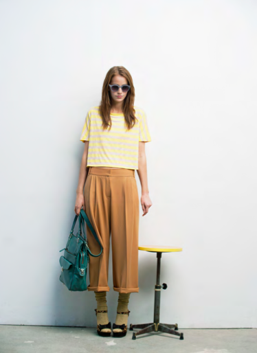 ASOS Brings Forth Pleated Dresses, Cropped Trousers, and Maxi Dresses For Spring 2011