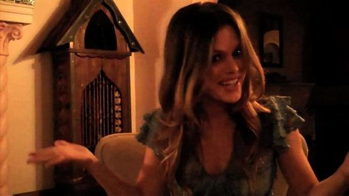 Video of Rachel Bilson Singing the Super Mario Brothers Song