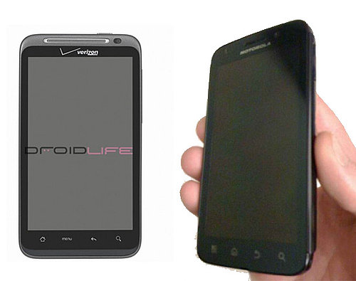 Verizon 4G LTE Phone Rumors