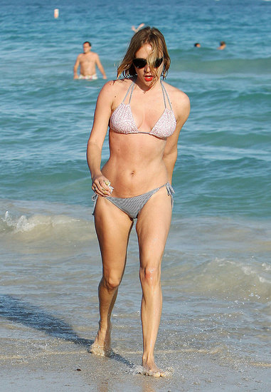 Chloe Sevigny Shows Off Her Sexy Bikini Figure in Miami