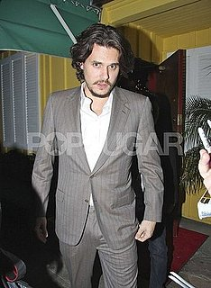 Pictures of John Mayer Leaving Dinner at Dan Tanas Restaurant in LA